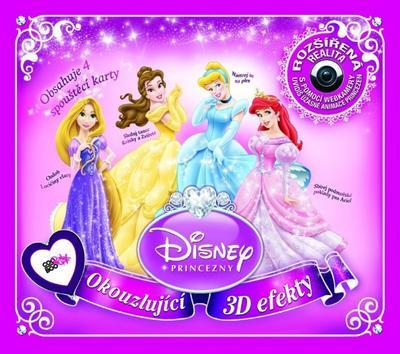Obrázok Disney Princezny Okouzlující 3D efekty