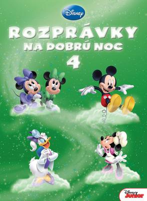 Obrázok Disney Rozprávky na dobrú noc 4