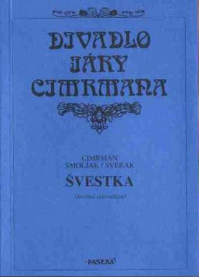 Obrázok Divadlo Járy Cimrmama Švestka