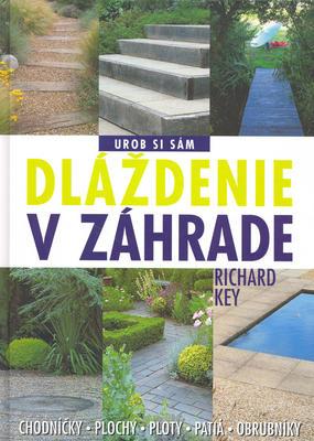 Obrázok Dláždenie v záhrade