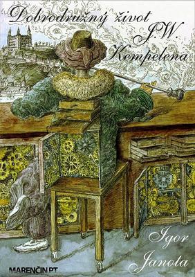 Obrázok Dobrodružný život J. W. Kempelena