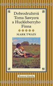 Obrázok Dobrodružstvá Toma Sawyera a Huckleberryho Finna