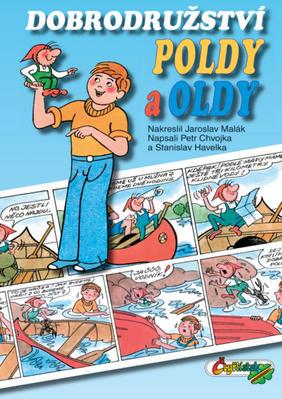 Obrázok Dobrodružství Poldy a Oldy