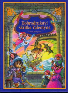 Obrázok Dobrodružství skřítka Valentýna