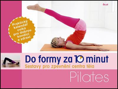 Obrázok Do formy za 10 minut Pilates