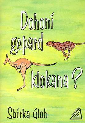 Obrázok Dohoní gepard klokana? Sbírka úloh