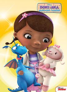 Obrázok Doktorka plyšových hračiek Bublinkové trampoty