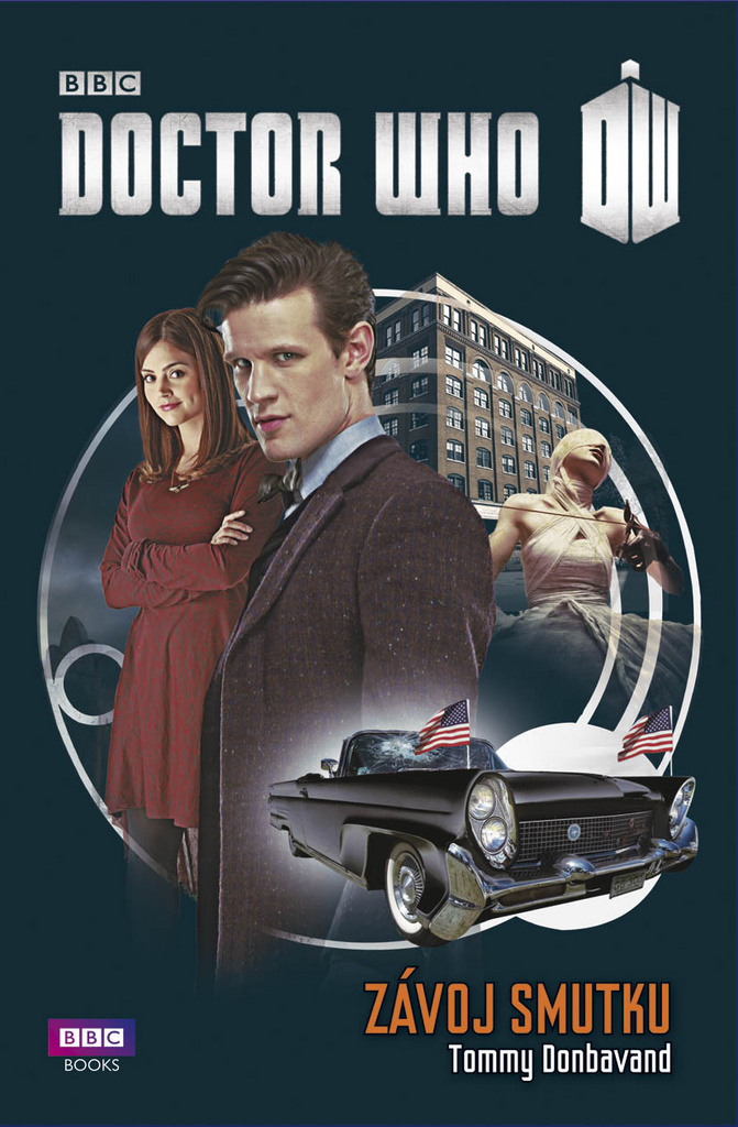 Doctor Who Závoj smutku - Tommy Donbavand