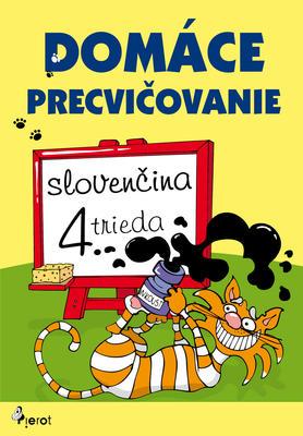 Obrázok Domáce precvičovanie slovenčina 4. trieda