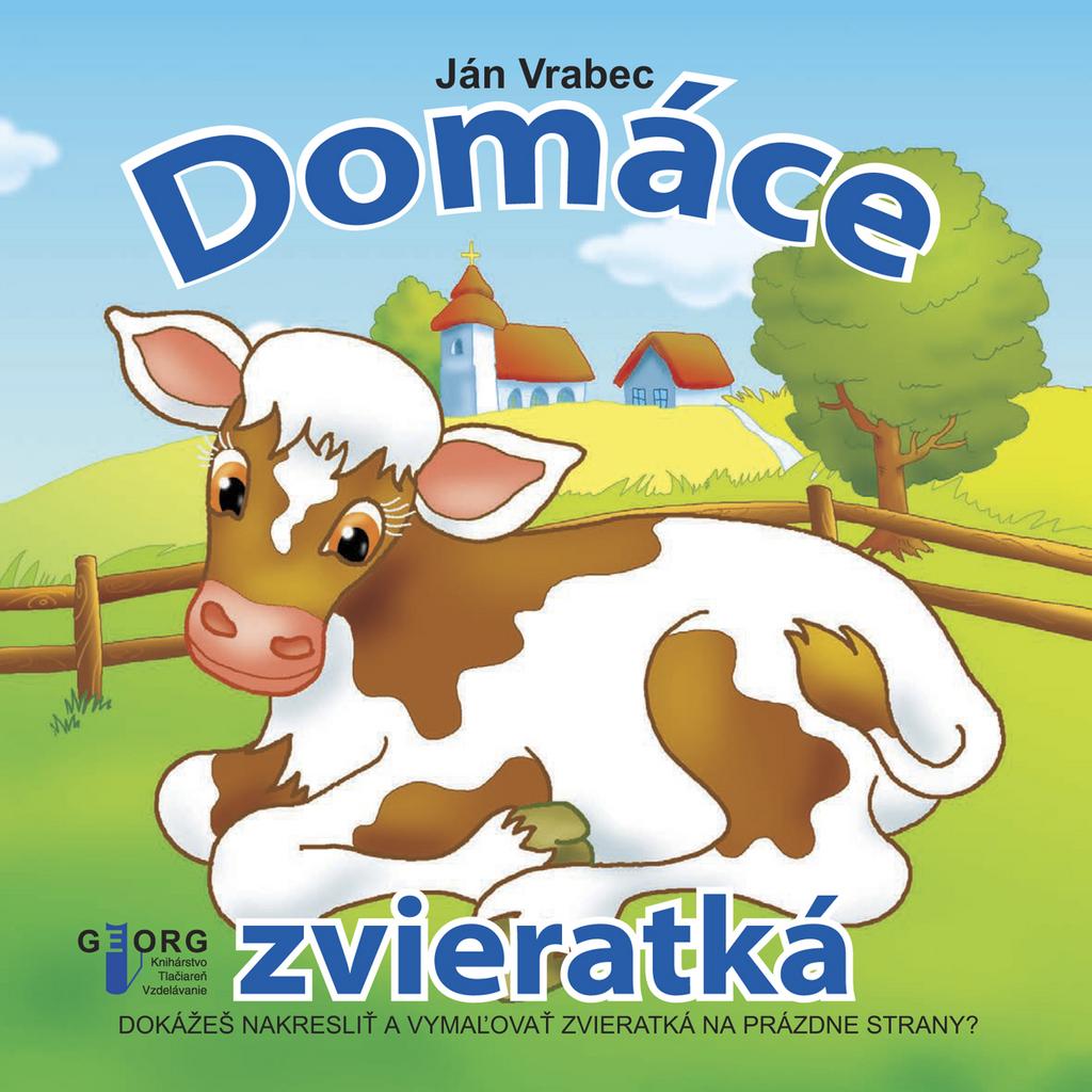 Domáce zvieratká - Ján Vrabec
