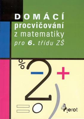 Obrázok Domácí procv.z mat.pro 6.tř.ZŠ