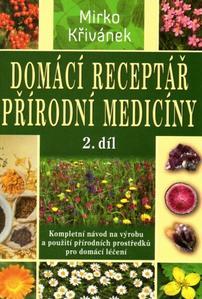 Obrázok Domácí receptář přírodní medicíny 2.díl
