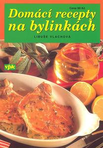 Obrázok Domácí recepty na bylinkách