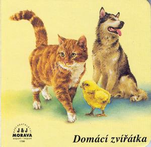Obrázok Domácí zvířátka