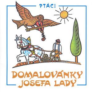 Obrázok Domalovánky Josefa Lady Ptáci