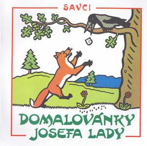 Obrázok Domalovánky - Josefa Lady Savci