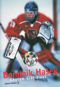 Obrázok Dominik Hašek Chytám svůj život