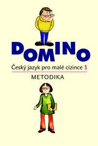 Obrázok Domino Český jazyk pro malé cizince 1. Metodika + CD