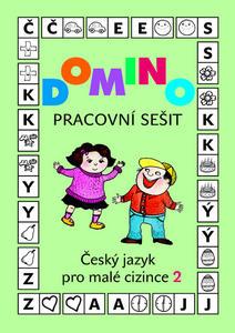 Obrázok Domino Český jazyk pro malé cizince 2 - pracovní sešit