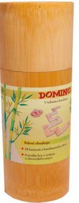 Obrázok Domino V tubusu z bambusu