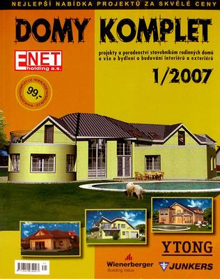 Obrázok Domy komplet 1/2007