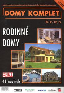 Obrázok Domy komplet 1/2008
