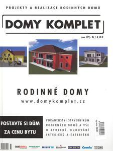 Obrázok Domy komplet 2008/2009
