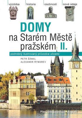 Obrázok Domy na Starém Městě pražském II.