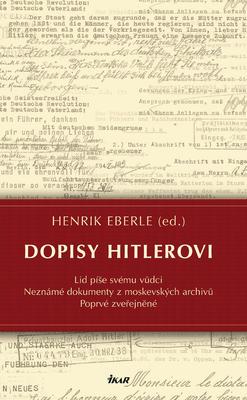 Obrázok Dopisy Hitlerovi
