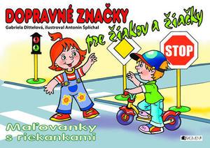 Obrázok Dopravné značky pre žiakov a žiačky
