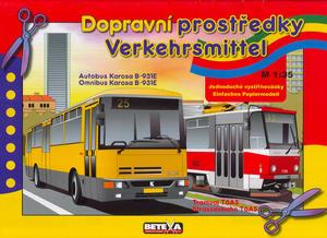 Obrázok Dopravní prostředky