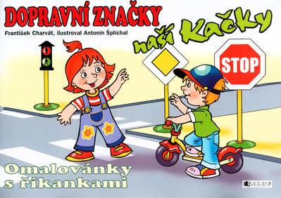 Obrázok Dopravní značky naší Kačky