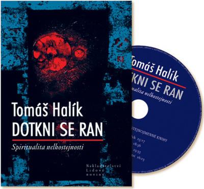 Obrázok Dotkni se ran (+ CD)