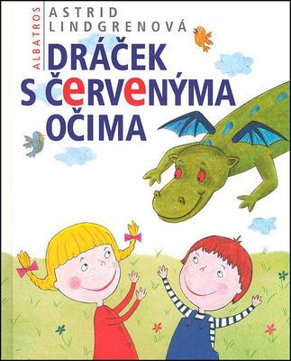 Obrázok Dráček s červenýma očima