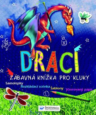Obrázok Draci Zábavná knížka pro kluky