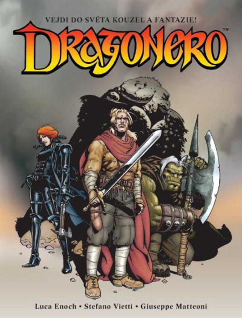 Dragonero - Luca Enoch