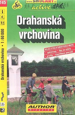 Obrázok Drahanská vrchovina 1:60 000