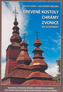 Obrázok Drevené kostoly chrámy zvonice na Slovensku