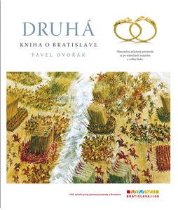 Obrázok Druhá kniha o Bratislave