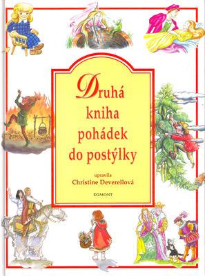 Obrázok Druhá kniha pohádek do postýlky