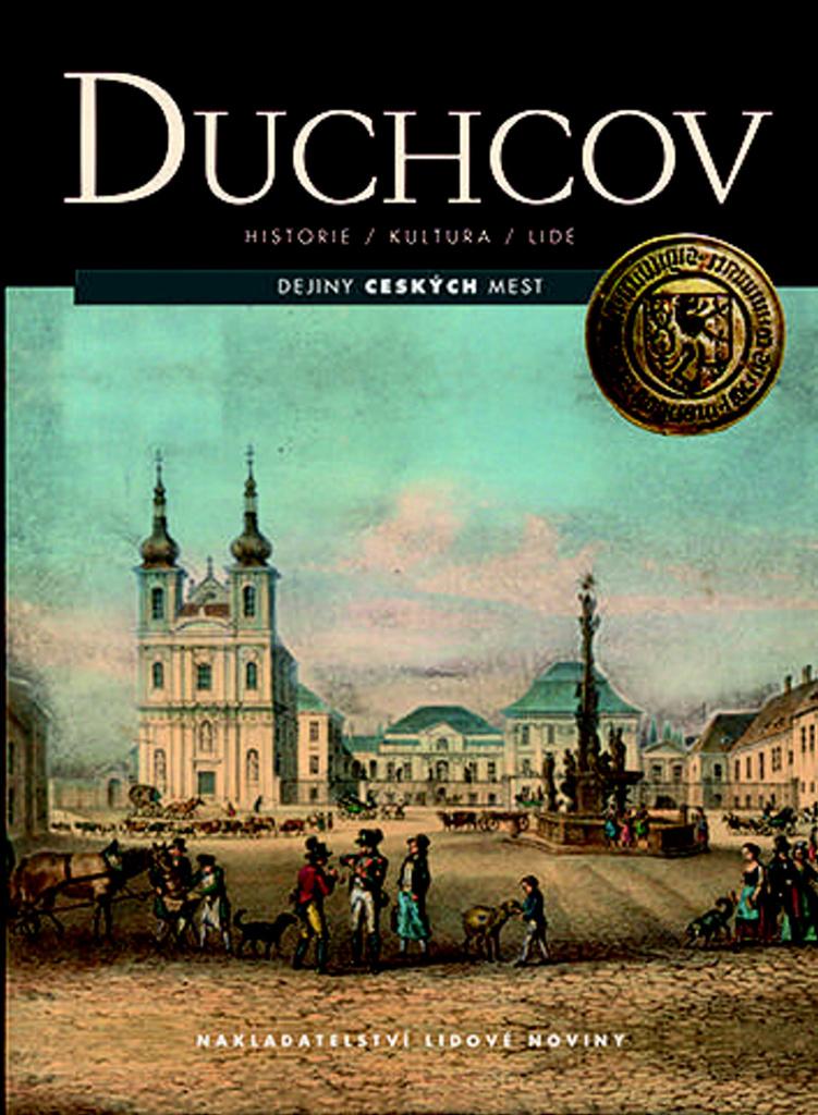 Duchcov - Kolektiv autorů