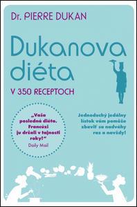 Obrázok Dukanova diéta v 350 receptoch