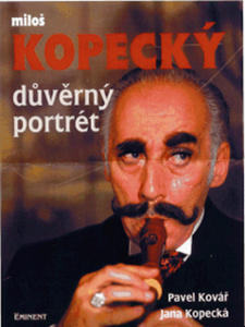 Obrázok Důvěrný portrét  Miloš Kopecký