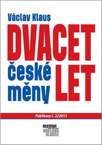 Obrázok Dvacet let české měny