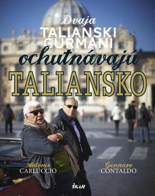Obrázok Dvaja talianski gurmáni ochutnávajú Taliansko