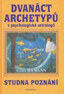 Obrázok Dvanáct archetypů v psychologické astrologii