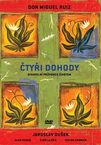 Obrázok DVD Čtyři dohody