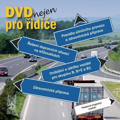 Obrázok DVD nejen pro řidiče