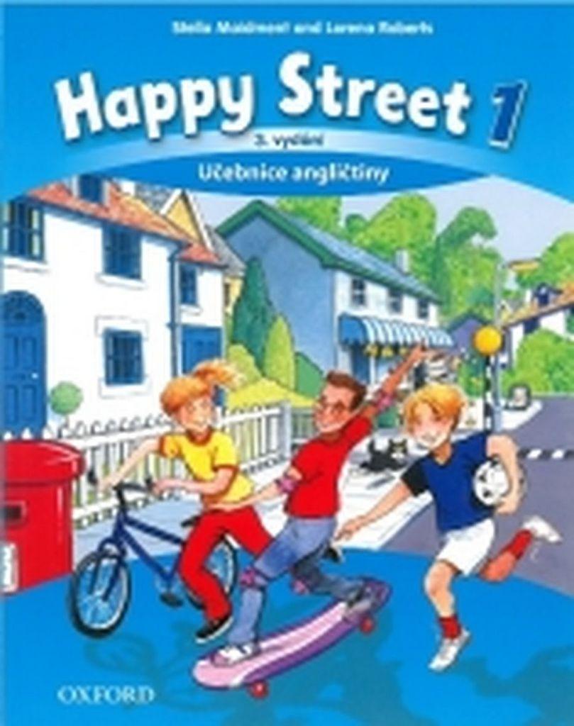 Happy Street 3rd Edition 1 Učebnice - Stella Maidment, L. Roberts