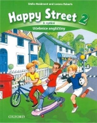 Obrázok Happy Street 3rd Edition 2 Učebnice